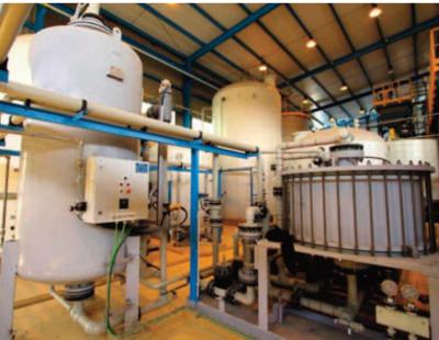 铜电解液和铝精加工技术